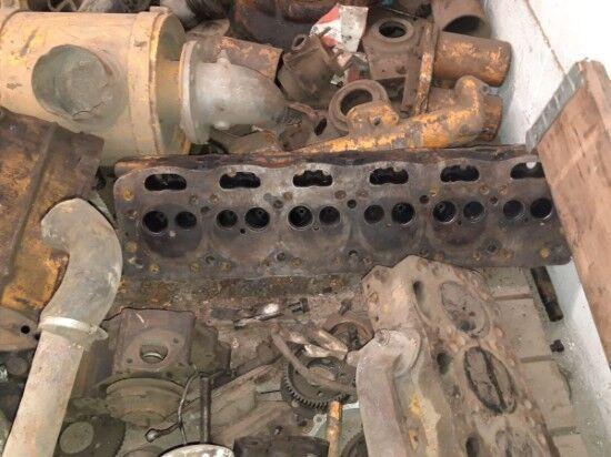 FIAT motor para FIAT-ALLIS BD10B  bulldozer para piezas