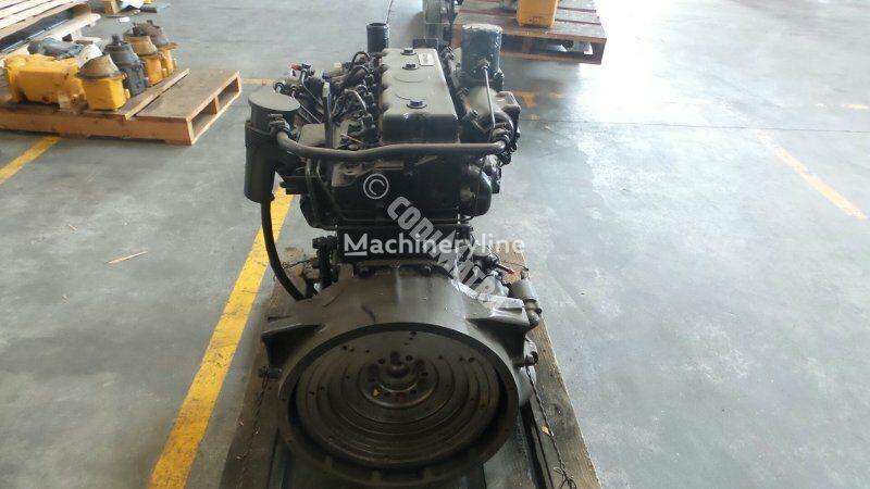 motor para FIAT-KOBELCO EX95W excavadora