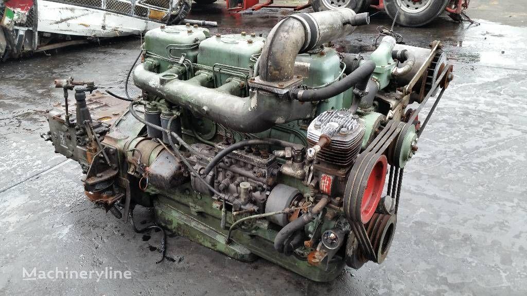 motor para HANOMAG henschel 3 6.80 cargadora de ruedas