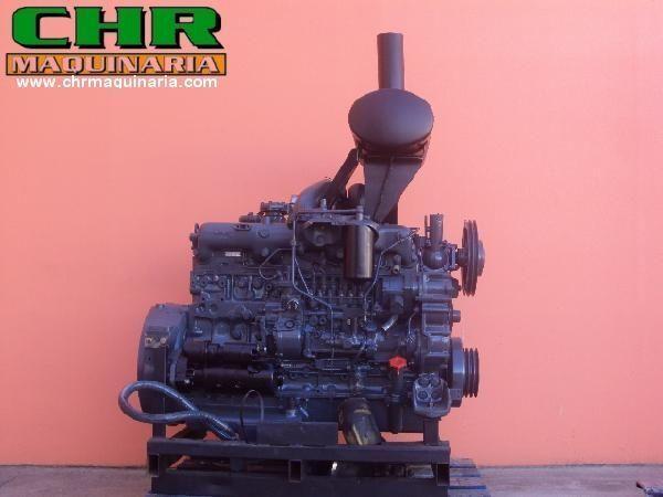 motor IVECO 8065 para cargadora de ruedas FIAT-HITACHI FR130