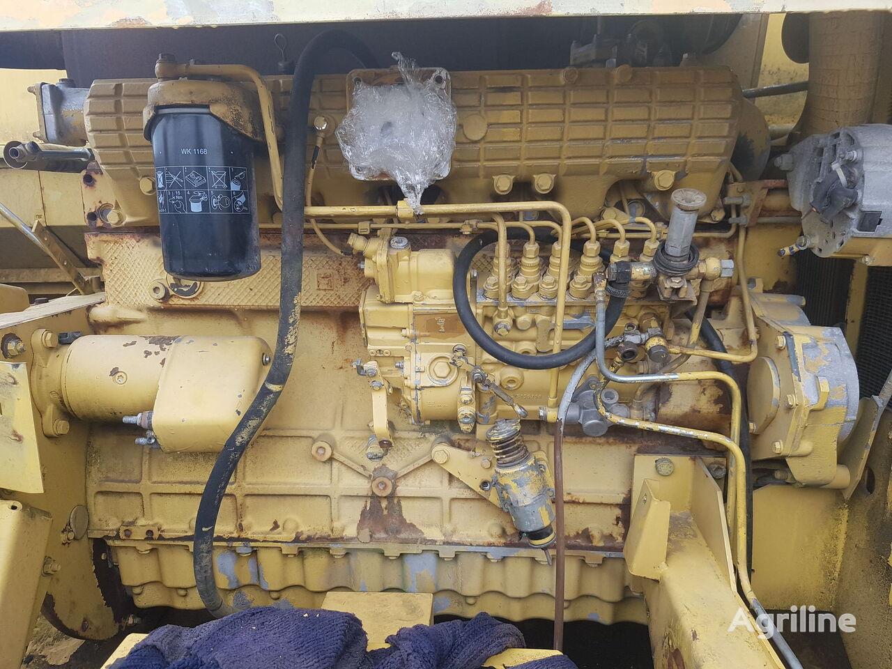 motor IVECO 8460 SRI 20 para cosechadora