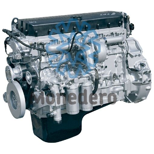 motor para IVECO CURSOR 8, 10 y 13 Euro 3/4/5 camión