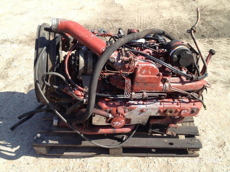 IVECO iz Germanii Eurocargo motor para IVECO Eurocargo camión