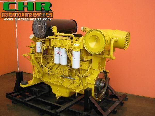 KOMATSU PC750 SAA6D140-E2 saa6d140-E2 motor para excavadora
