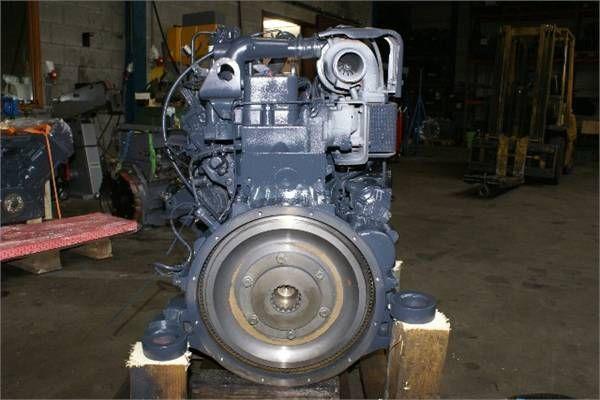 KOMATSU S6D102E motor para KOMATSU S6D102E bulldozer