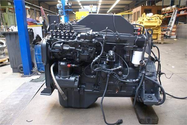 motor para KOMATSU S6D114 E1 cargadora de ruedas