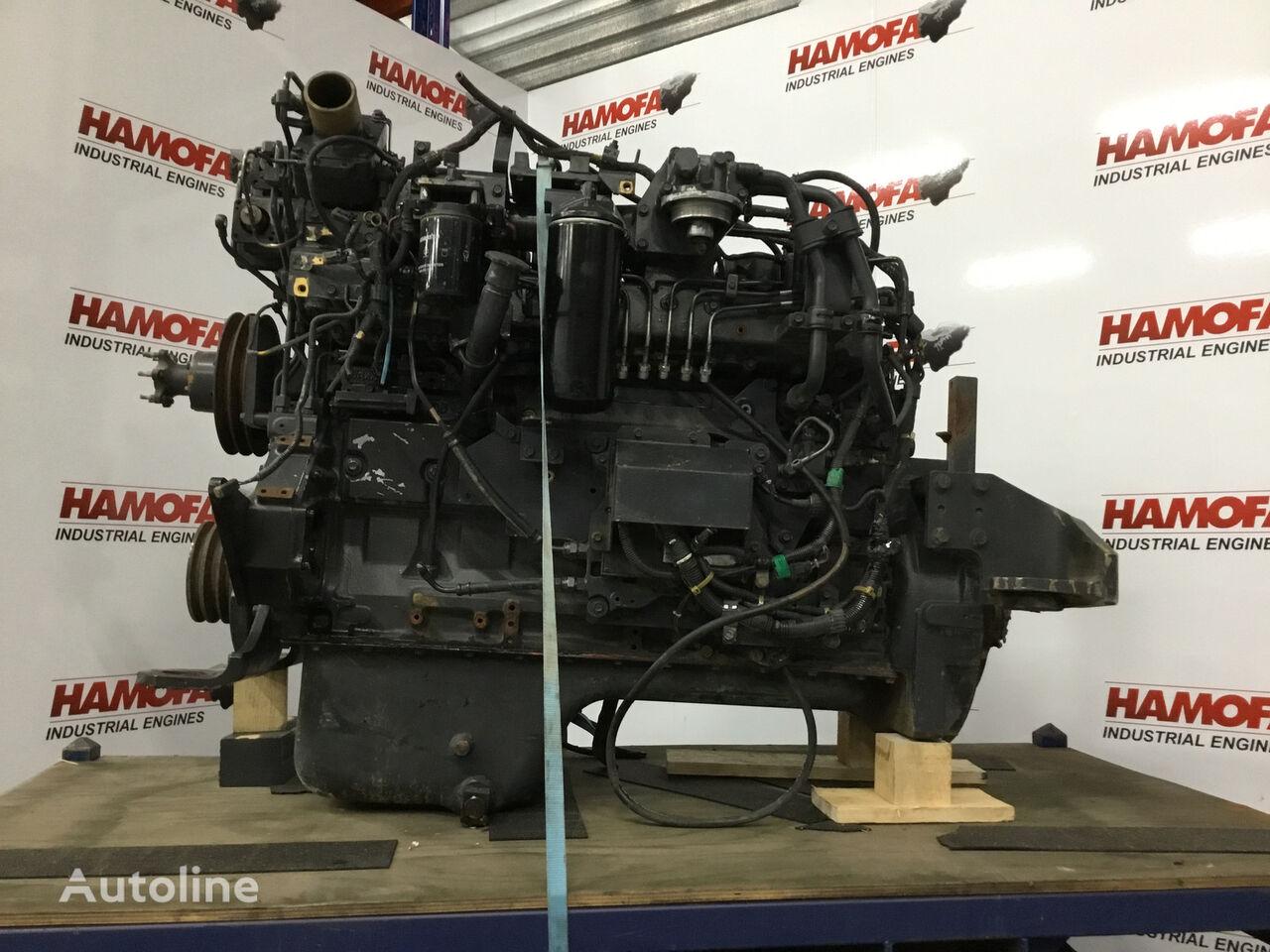 KOMATSU SAA6D125E-5 FOR PARTS motor para camión