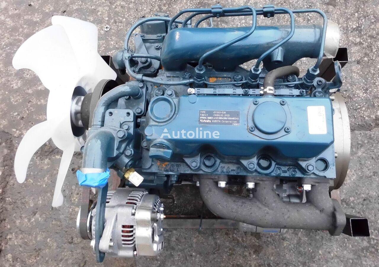 motor para KUBOTA D1503 otra maquinaria de construcción