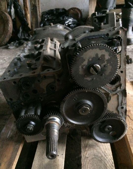 KUBOTA 1861 Blok Wał motor para tractor