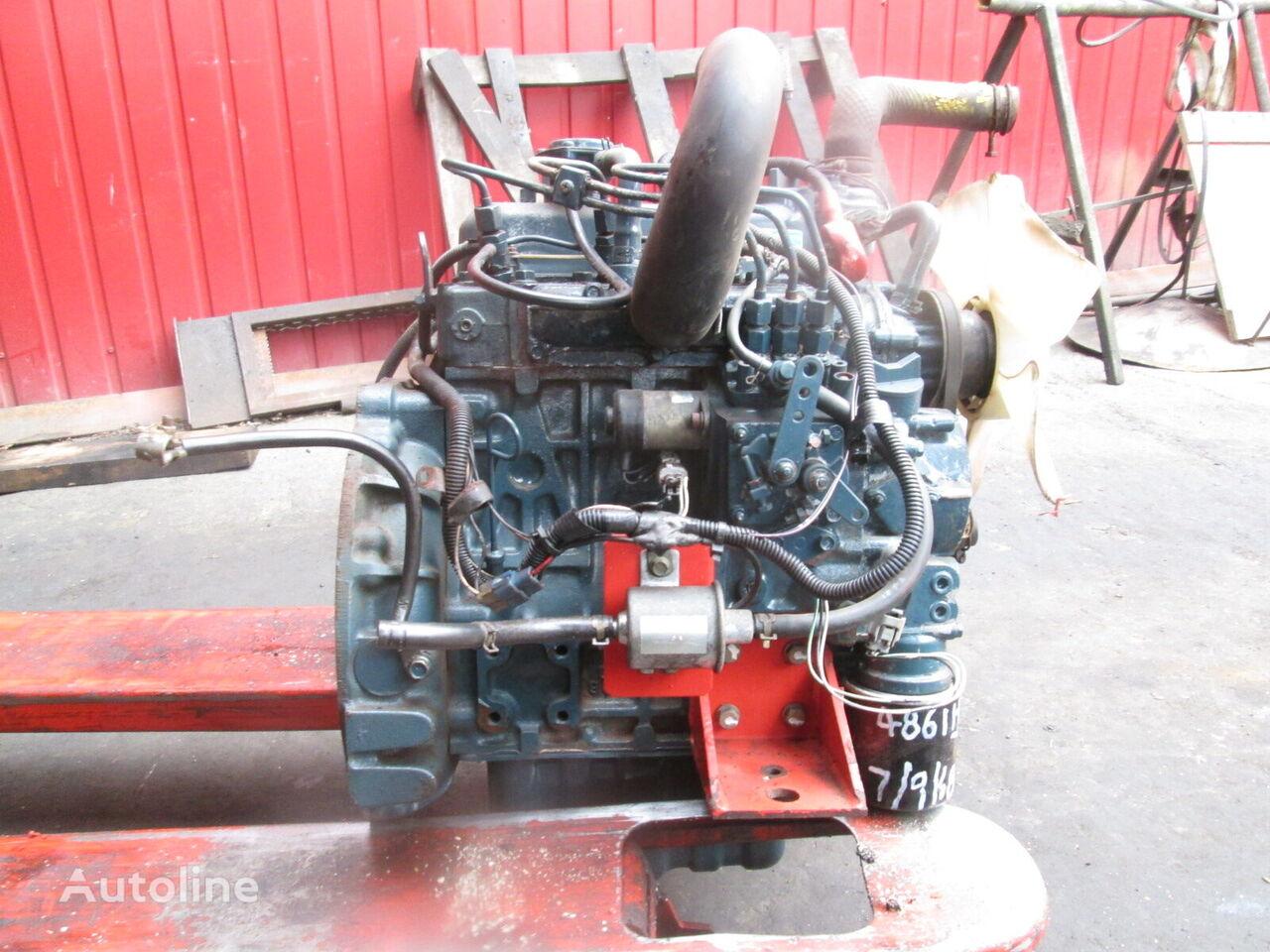 KUBOTA D905-KA motor para miniexcavadora