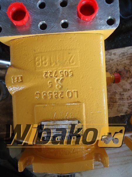 Drive motor Liebherr LMF45 motor para LMF45 otros maquinaria de construcción