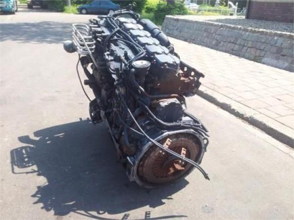 MAN 19.414 motor para MAN 19.414 tractora