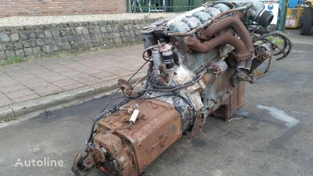 MAN 2565 motor para camión