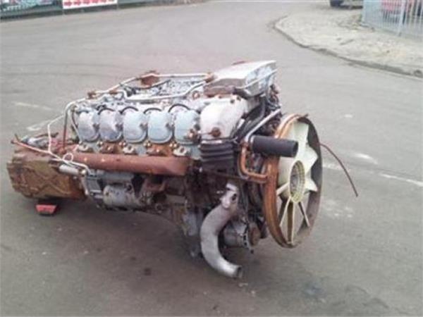 motor para MAN 26.320 camión