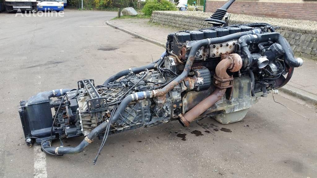 MAN 414 motor para MAN 414 tractora