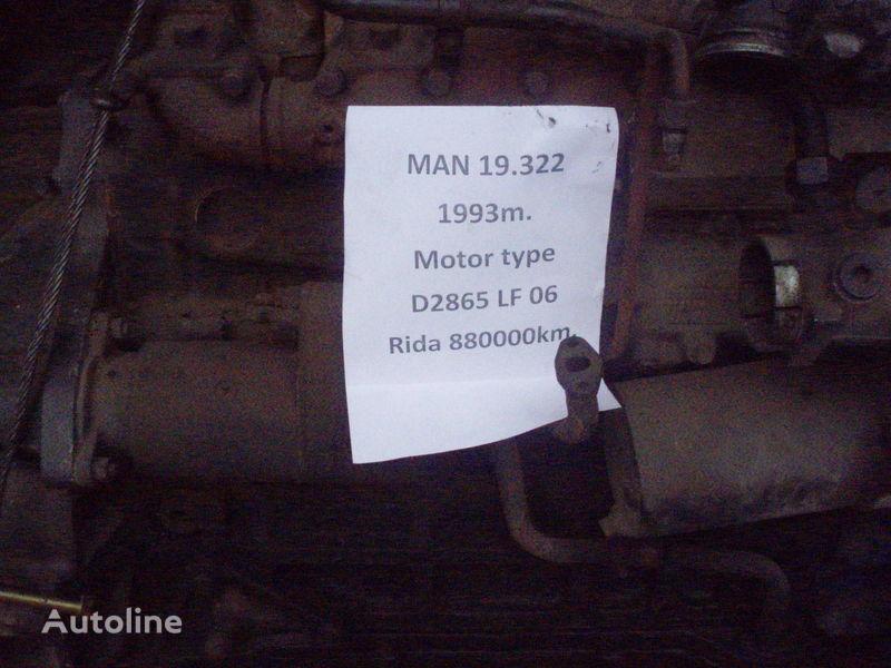 MAN D 2865 LF 06 motor para MAN 19.322 camión