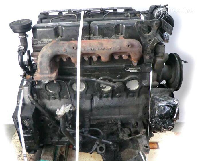 MAN D0824 motor para MAN camión