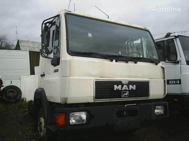 MAN D0824 motor para MAN 8.163 camión