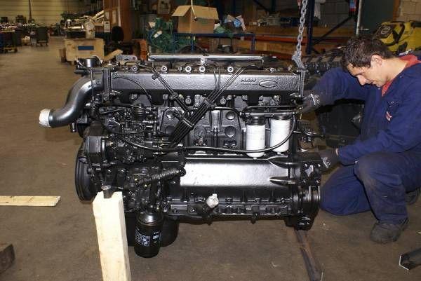 MAN D0826 LF 03 motor para MAN D0826 LF 03 bulldozer