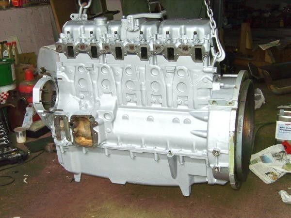 motor para MAN D0826 LF 06 cargadora de ruedas
