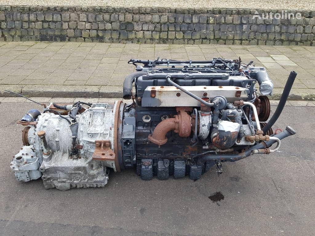 MAN D0826LOH17 motor para camión