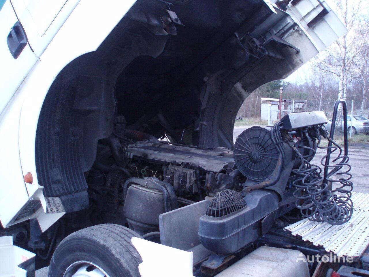 MAN D20 430 KM motor para tractora