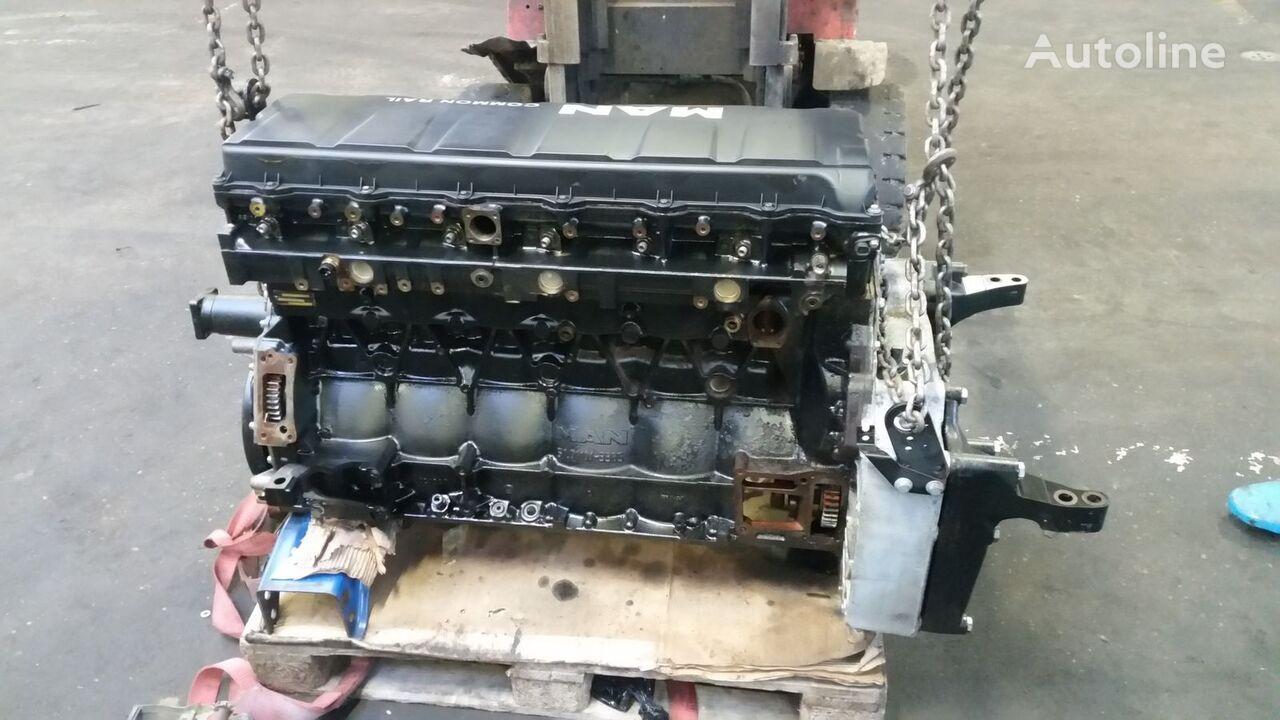 MAN D20 D2066 LF motor para MAN TGS TGX  camión
