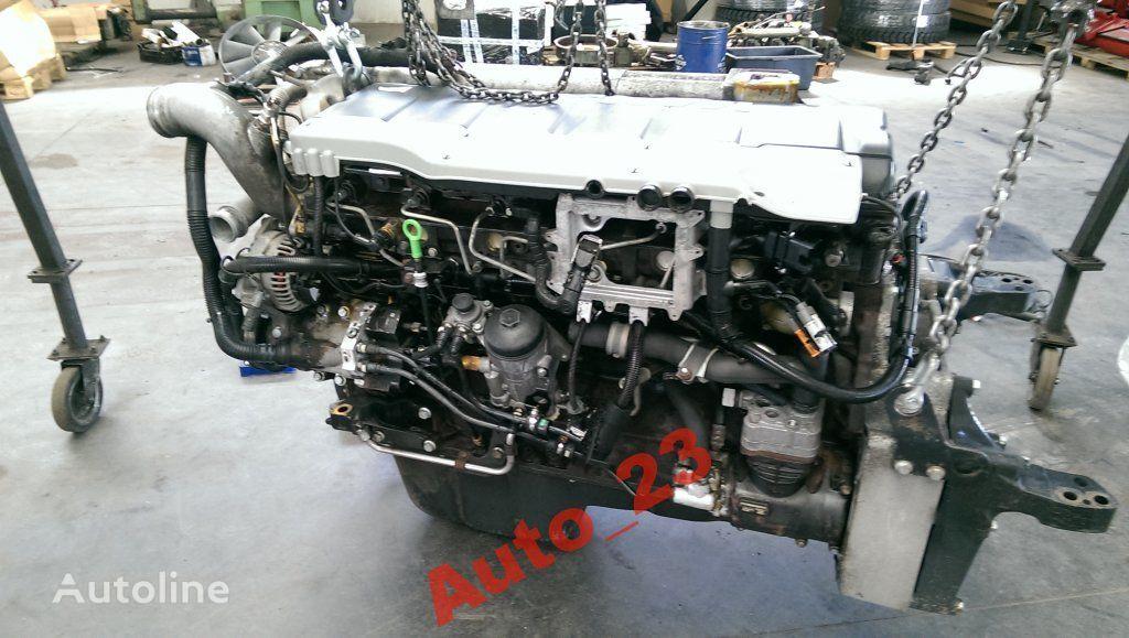 motor MAN D20 E3 Euro3 para camión MAN TGS TGX