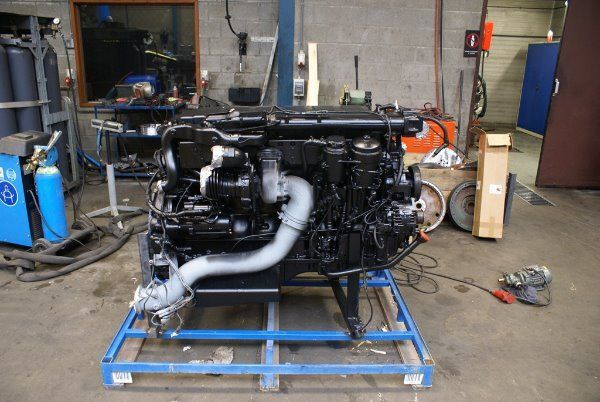 MAN D2066 LOH08 motor para MAN D2066 LOH08 camión
