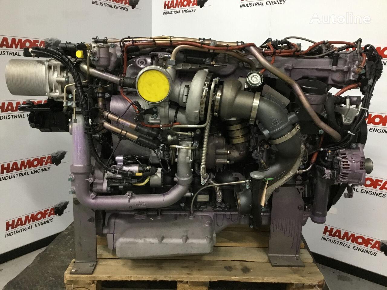 MAN D2066 LOH26 NEW motor para MAN camión