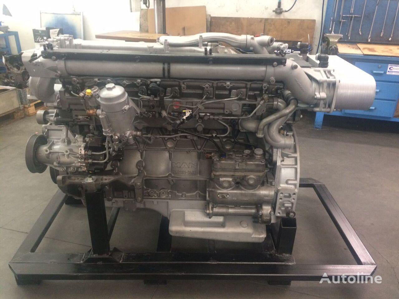 MAN D2676 LOH27 - 480CV - EEV - BUS motor para autobús