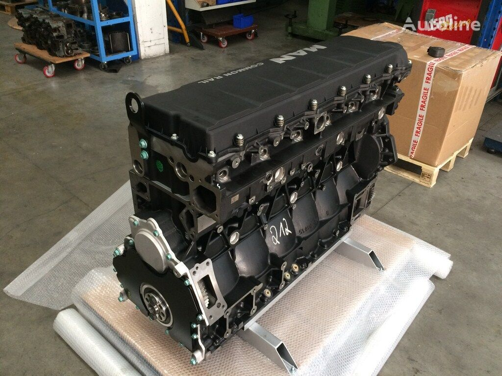 MAN D2676 LOH27 - MOTORE AUTOBUS VERTICALE motor para autobús