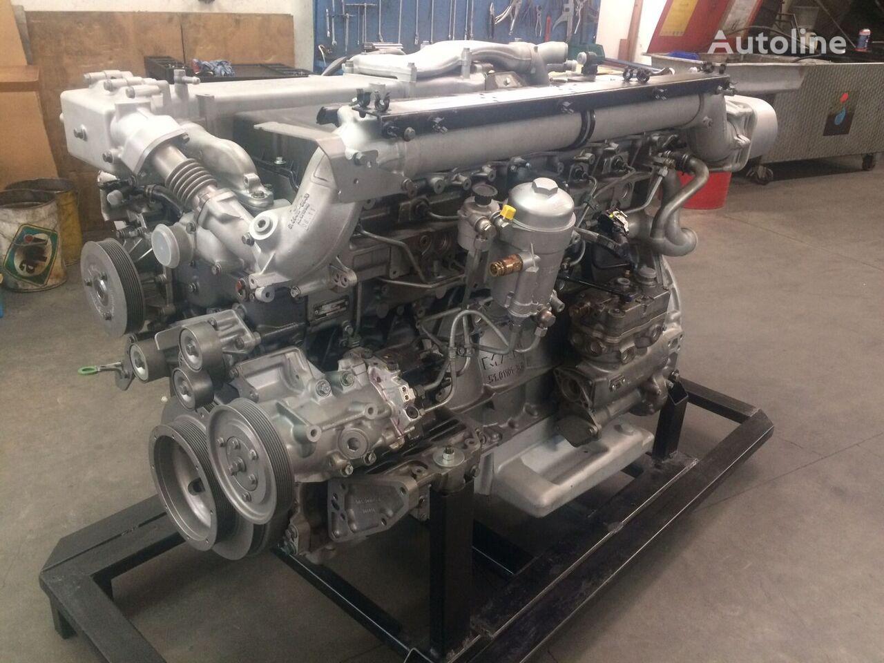 MAN D2676 LOH28 - 505CV - EEV - BUS motor para camión