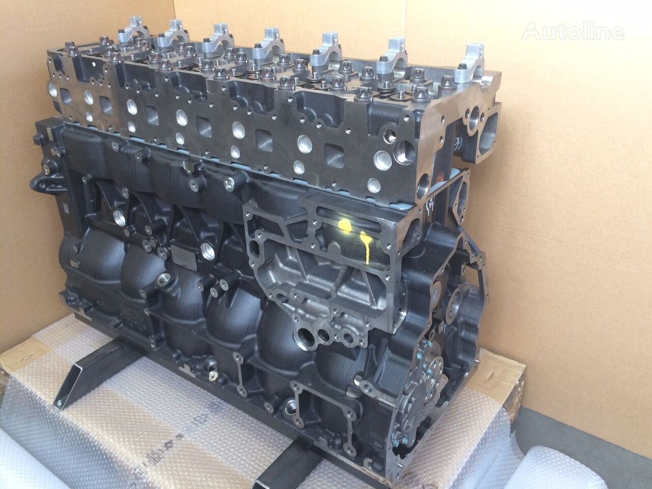 MAN D2676 LOH32 - AUTOBUS VERTICA motor para autobús