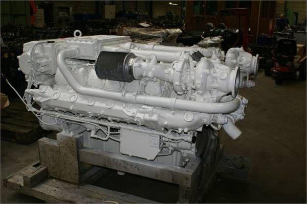 MAN D2842LE406 motor para MAN D2842LE406 otros maquinaria de construcción