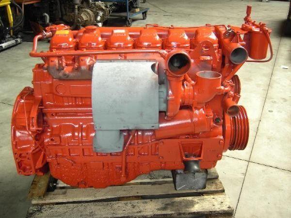 motor para MAN D2866 LOH 01 2/3/6/7/9/20/23/28 otros maquinaria de construcción