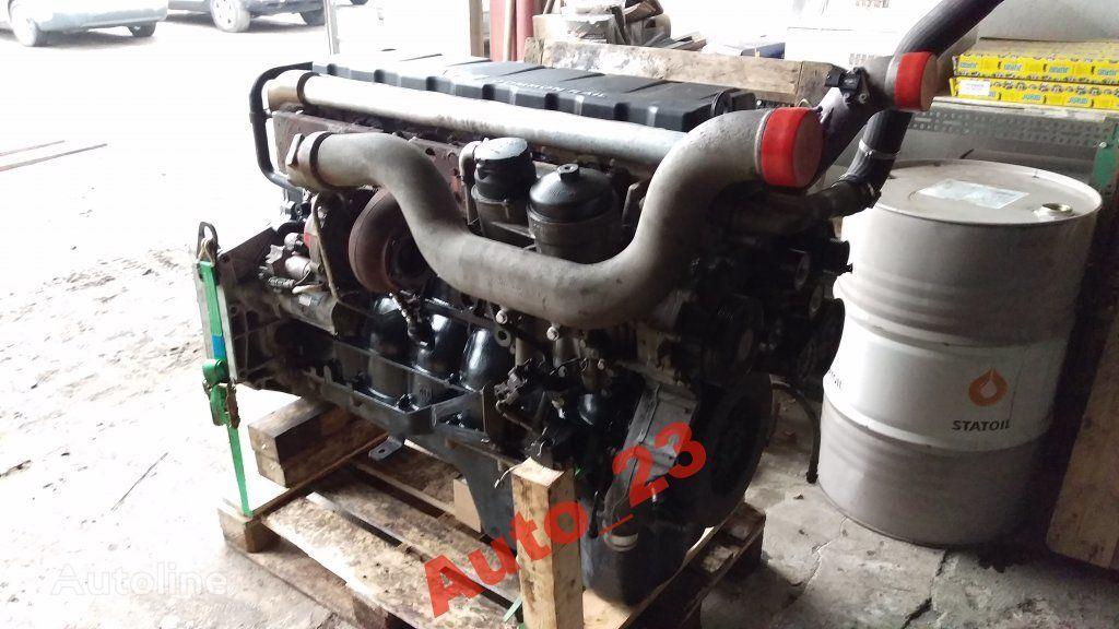 motor MAN Kompletny 340tys km para camión MAN TGX EURO 5 440