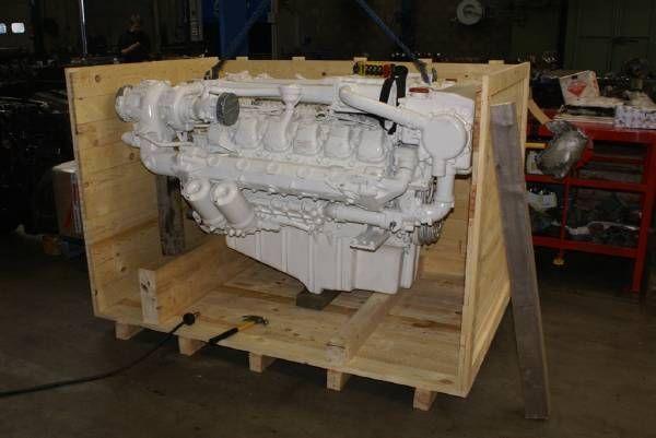 motor para MAN RECONDITIONED ENGINES camión