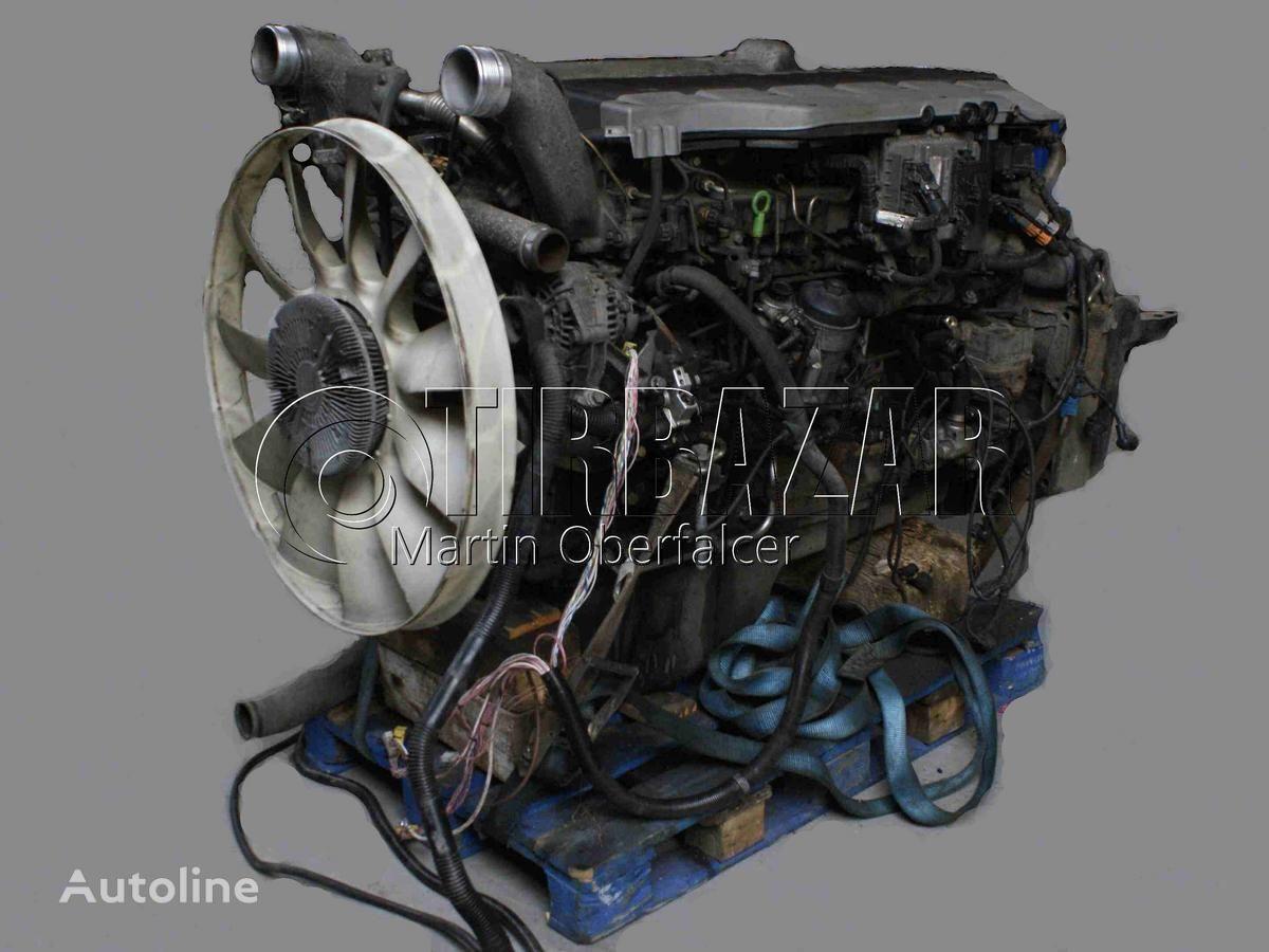 motor para MAN motor 480 HP EURO 4 camión