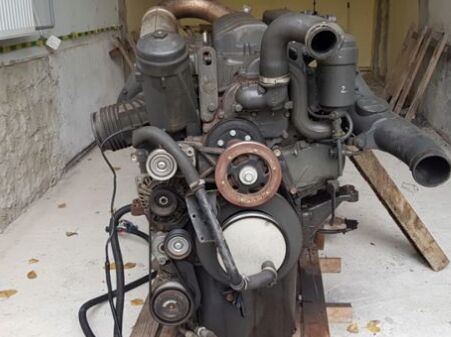 MERCEDES-BENZ (OM457) motor para MERCEDES-BENZ tractora