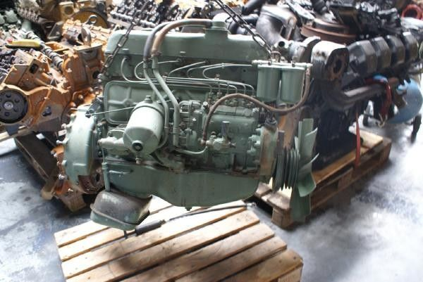 MERCEDES-BENZ OM 352 motor para MERCEDES-BENZ OM 352 otros maquinaria de construcción
