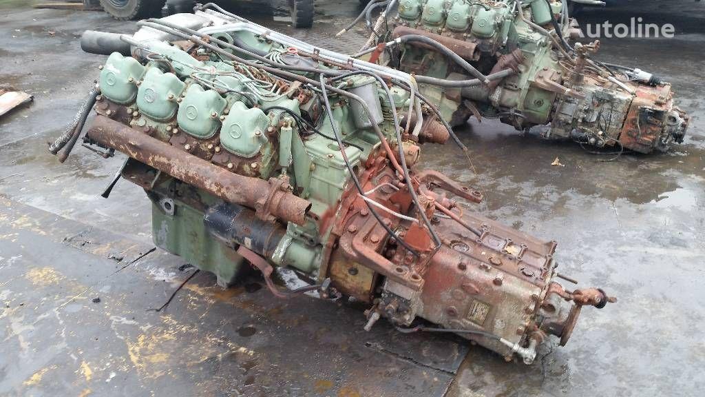MERCEDES-BENZ OM 402 motor para MERCEDES-BENZ OM 402 camión