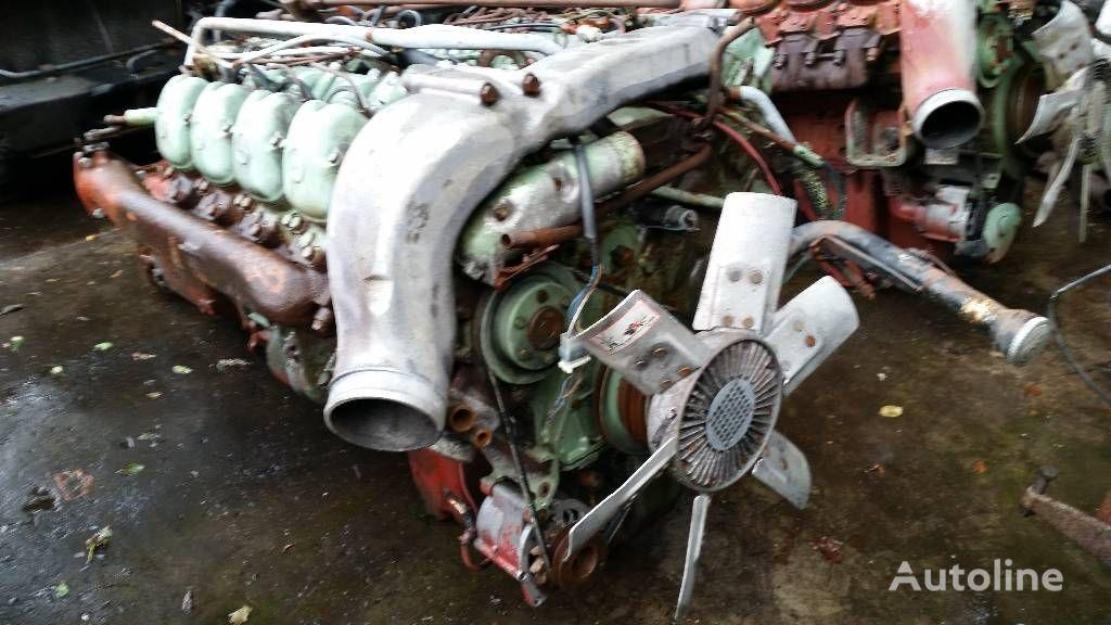 MERCEDES-BENZ OM 402 MET ZF VERSNELLINGSBAK motor para MERCEDES-BENZ OM 402 MET ZF VERSNELLINGSBAK camión