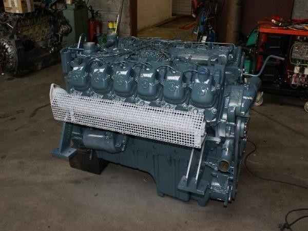 MERCEDES-BENZ OM 404 motor para MERCEDES-BENZ OM 404 otros maquinaria de construcción