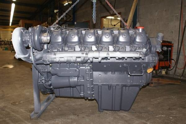 MERCEDES-BENZ OM 404 A motor para MERCEDES-BENZ otros maquinaria de construcción