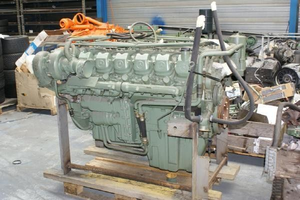 MERCEDES-BENZ OM 424 A motor para MERCEDES-BENZ otros maquinaria de construcción