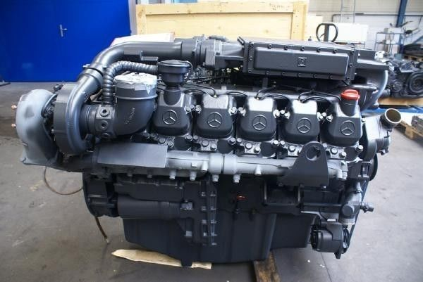 MERCEDES-BENZ OM 444 LA motor para MERCEDES-BENZ otros maquinaria de construcción