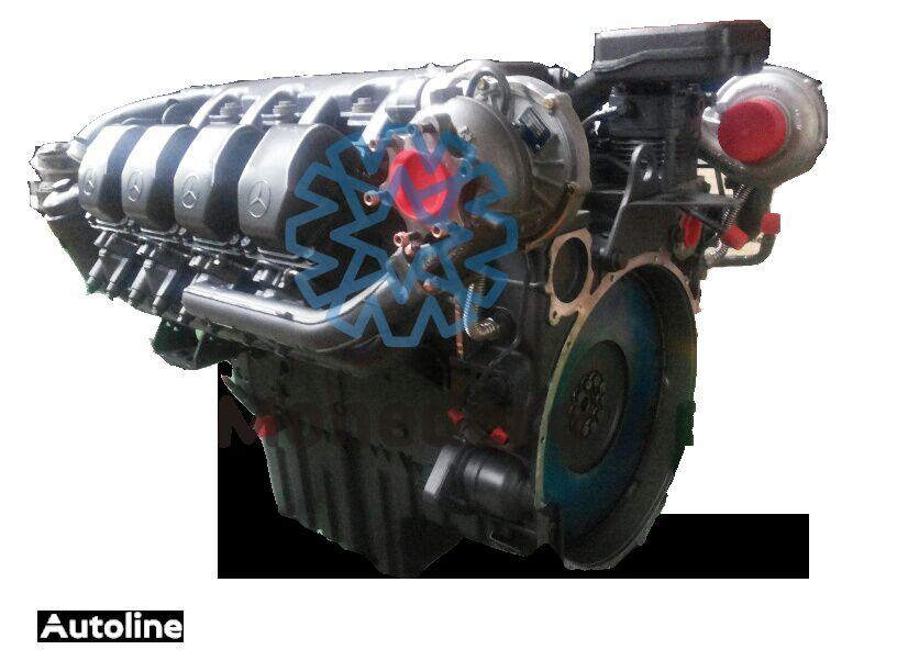 motor para MERCEDES-BENZ OM 502 LA camión