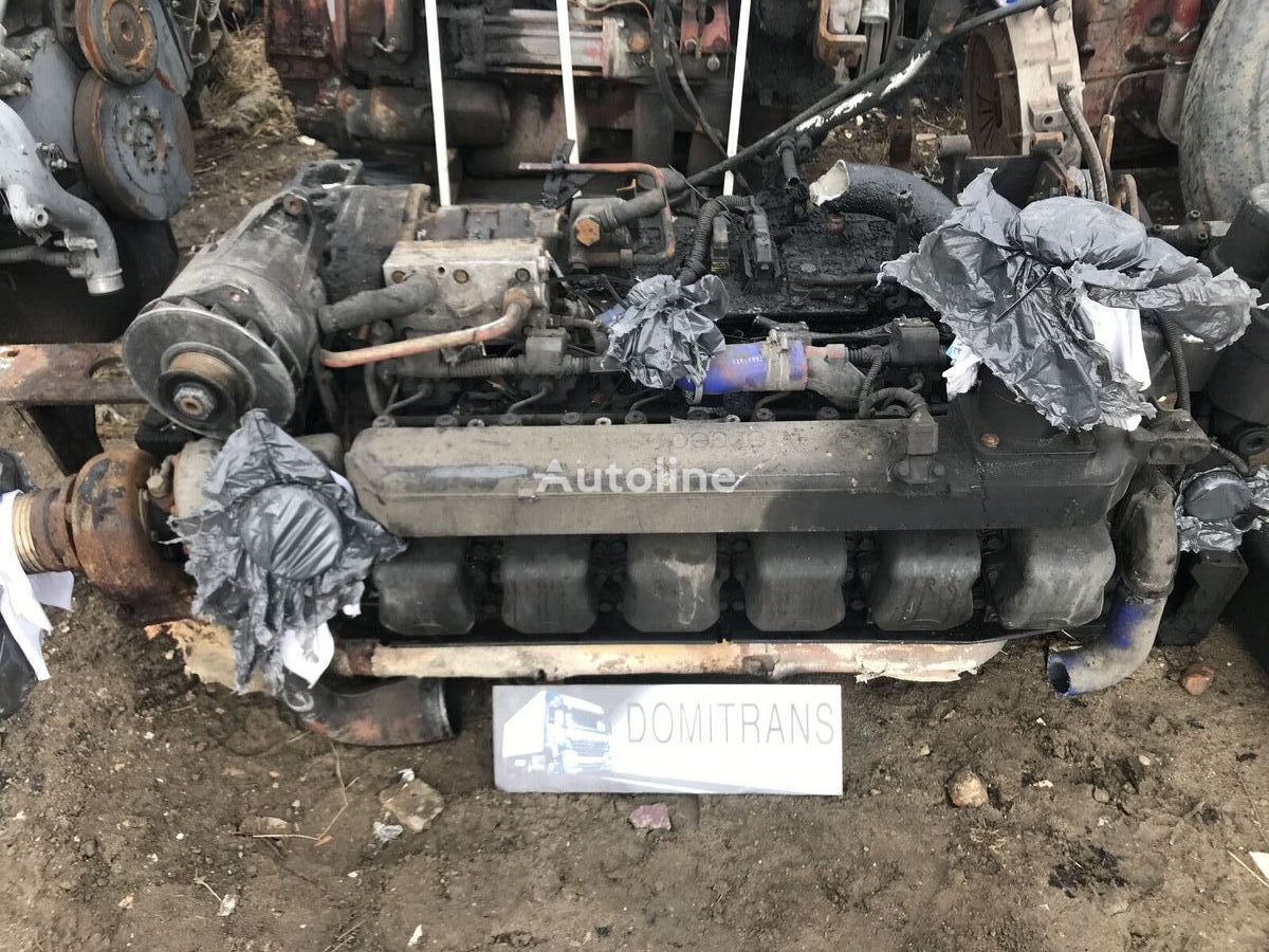 MERCEDES-BENZ OM457 HLA motor para MERCEDES-BENZ AXOR  tractora