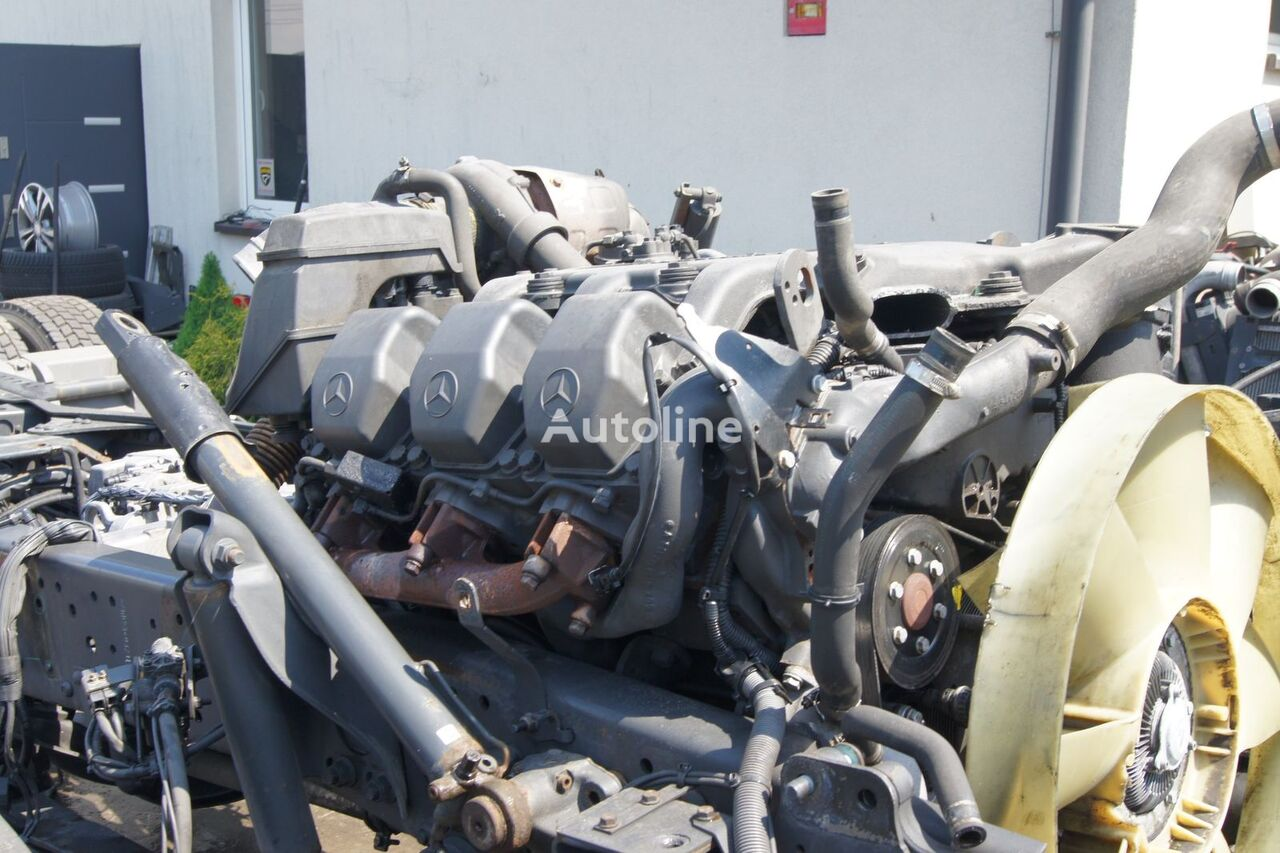 MERCEDES-BENZ OM501 410 E5 motor para MERCEDES-BENZ ACTROS MP3 camión